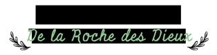 Chatterie de la Roche des Dieux Logo